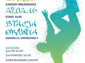 Stacja breakdance